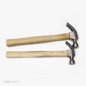 Utility and Durable Wooden Handle Iron Hammer