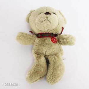 Promotional plush toy custom stuffed bear toy