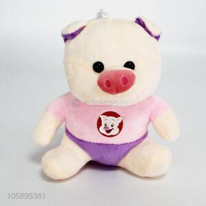 Wholesale plush toy custom stuffed pig toy