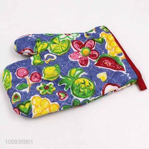 Latest design heat resistant cooking microwave oven mitts