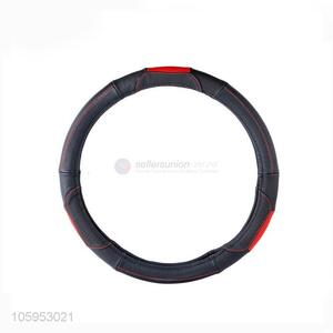 Top Quality Leather Car Steering Wheel Cover
