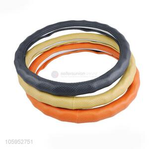 Good Quality Leather Splice Car Steering Wheel Cover