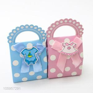 High quality baby candy packaging gift box