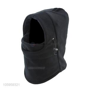 Multifunctional winter outdoor ski mask polar fleece fabric face ski mask
