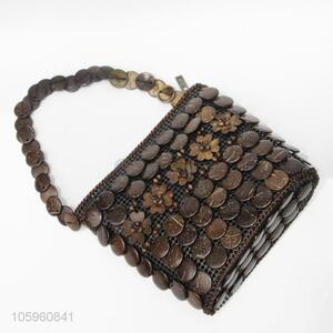 Custom Handmade Elegant Shoulder Bag For Women