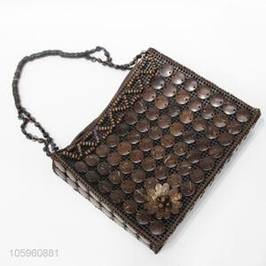 Factory Supply Handmade Shoulder Bag For Ladies