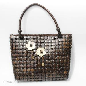 Best Price Coconut Shell Accessories Shoulder Bag