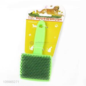 Direct price pet grooming brush remove dog hairs pet comb