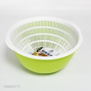 Utility and Durable Plastic Drain Basket