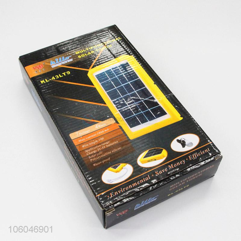Top selling polycrystalline solar cell phone charger solar