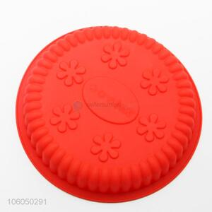Silicone sunflowers cake mold for home use