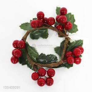 Eholesale Artificial Christmas Wreaths for Christmas Ornament