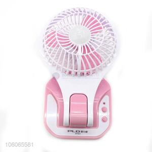 Hot selling mini folding usb rechargeable fan for dormitory use