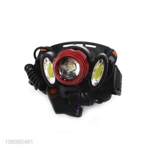 Oem factory outdoor battery-powered led head light head lamp