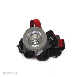 Latest style battery-powered headlight led head light for hiking