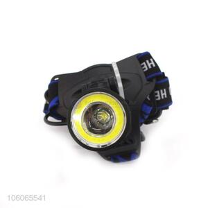 Yiwu factory outdoor rechargeable led head light head lamp