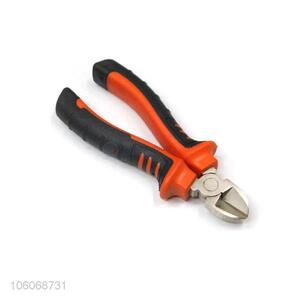 Good quality steel diagonal cutting pliers hand tools