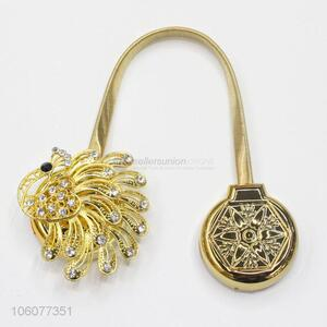 China factory curtain accessories alloy megnetic curtain tiebacks