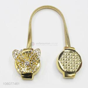 Top quality delicate alloy megnetic curtain tiebacks buckle