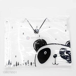 Cute Panda Pattern File Bag Fashion Expanding File