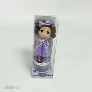 Cartoon Doll With Light Fashion Ornaments