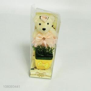 Lovely Design Cute Bear Fashion Decoration