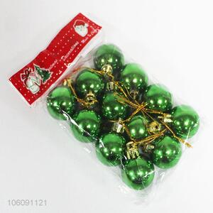 Premium Quality 12PCS Christmas Tree Pendant Hanging Ball Ornaments