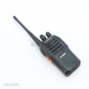 High Quality Handy Walkie Talkie Plastic Interphone