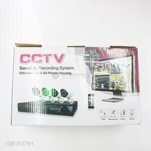Best Sale All Day CCTV Security Recording System