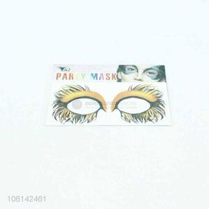 Hot selling fashion party mask eye tattoo stickers