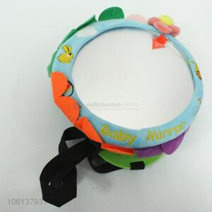 New style adorable baby backseat safety car mirror