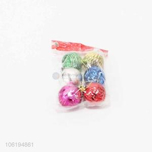 Wholesale Colorful Christmas Ball Cheap Christmas Ornament