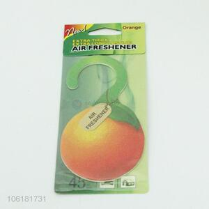 Cheap price fruit design room freshner as car air freshener