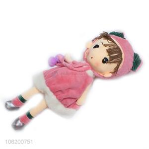 Cheap Girl Doll Soft Plush Doll For Children