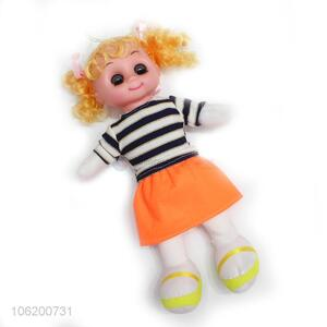 Wholesale Fashion Rag Doll For Girls Plush Doll With Music