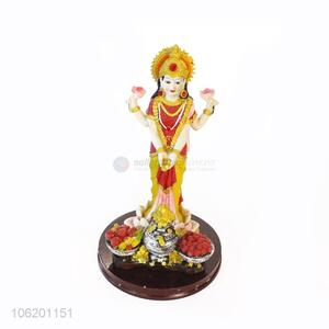 Wholesale High Quality Resin Craft Hindu God Figurine