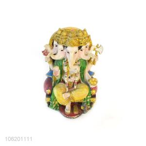 Wholesale Resin Crafts Decorative Ornaments Indian Holiday Gifts