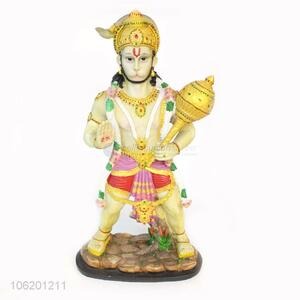 Top Selling Resin Lord Hanuman Hindu God Murti Items