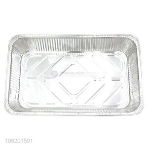 Cheap Price Household Disposable Aluminum Foil Food Container For Kitchen Use