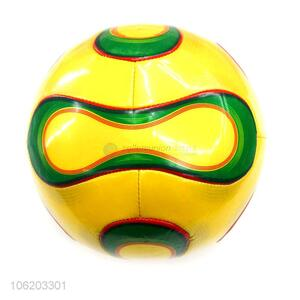 Fashion PU Soccer Ball PVC Bladder Football