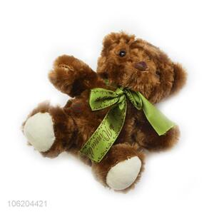 Top sale brown stuffed bear plush teddy bear