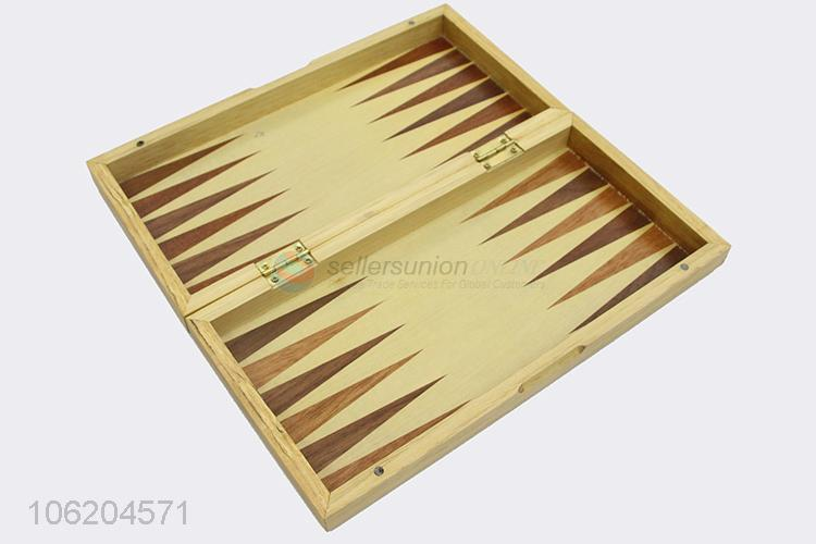 China manufacturer luxury wooden chess set for adults