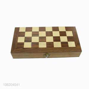 Bulk price luxury wooden chess set for adults