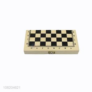 Hot selling wooden board chess game for kids