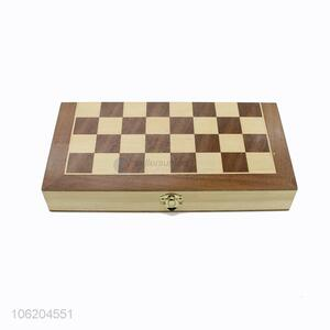 Great sales classic wooden international chess set