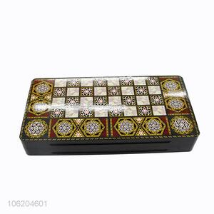 Best sale luxury wooden chess set for adults