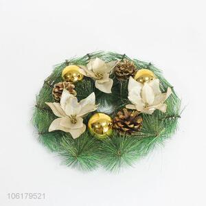 Best Sale Christmas Flower Lei