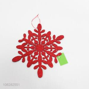 Factory Price Christmas Snowflake Decoration Ornament