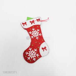 Factory Export Christmas Sock Festival Decorations