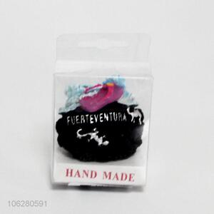 Contracted design handmade resin crafts ornaments